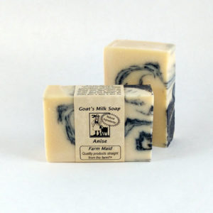 Anise Goat's Milk Soap ~ All Natural
