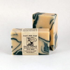 Aussie Outback Goat's Milk Soap ~ All Natural