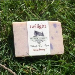 Bella berry twilight Goat's Milk Soap