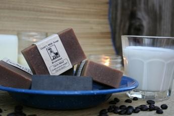 Brownies Goat's Milk Soap2