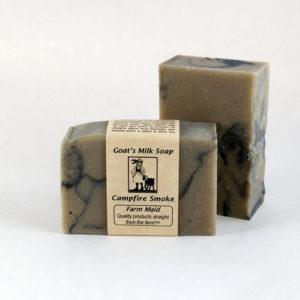 Campfire Goat's Milk Soap