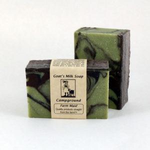 Campground Goat's Milk Soap
