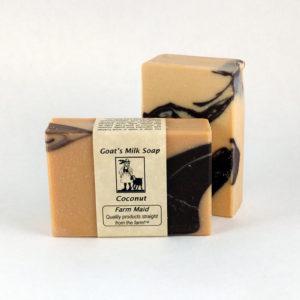 Coconut Goat's Milk Soap