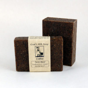 Coffee Goat's Milk Soap