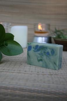 Cucumber Mint Goat's Milk Soap2