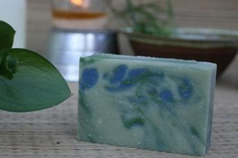 Cucumber Mint Goat's Milk Soap3
