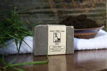 Dirt Goat's Milk Soap2