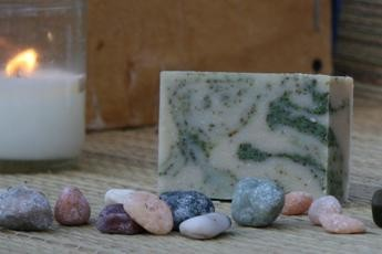 Double Mint Goat's Milk Soap2