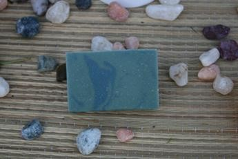 Eucalyptus Mint Goat's Milk Soap