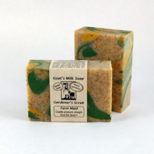 Gardener's Scrub Goat's Milk Soap ~ All Natural