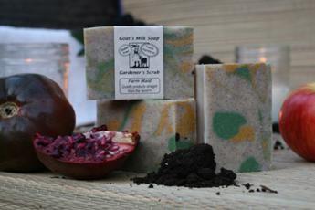 Gardener's Scrub Goat's Milk Soap