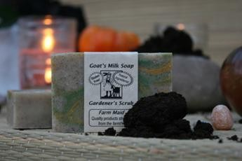 Gardener's Scrub Goat's Milk Soap3