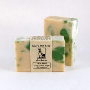 Gardenia Goat's Milk Soap