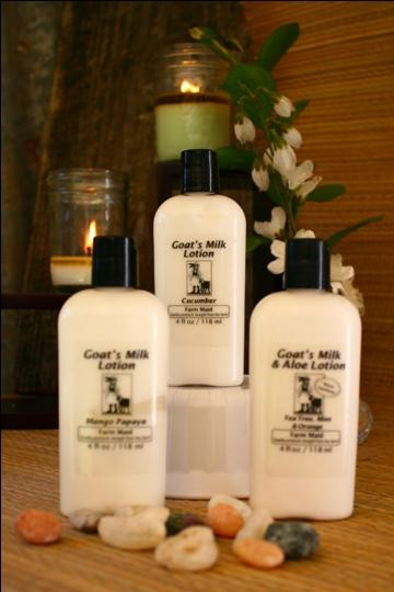 Goat's Milk Lotion2