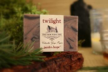 Jacob's hope twilight Goat's Milk Soap