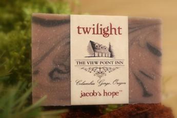 Jacob's hope twilight Goat's Milk Soap1