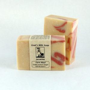 Jasmine Goat´s Milk Soap