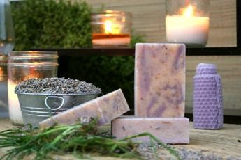 Lavender Goat's Milk Soap4