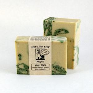 Mojito Goat's Milk Soap