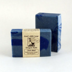 Oregon Rain Goat's Milk Soap