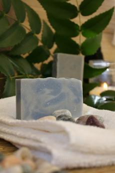 Oregon Rain Goat's Milk Soap2