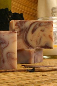 Patchouli Goat's Milk Soap2