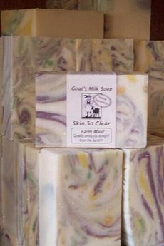 Skin So Clear Goat's Milk Soap2
