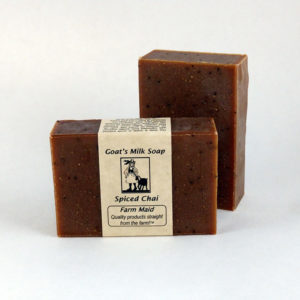 Spiced Chai Goat's Milk Soap