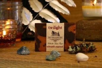 edward's essence twilight Goat's Milk Soap
