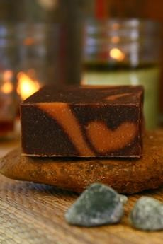 edward's essence twilight Goat's Milk Soap2