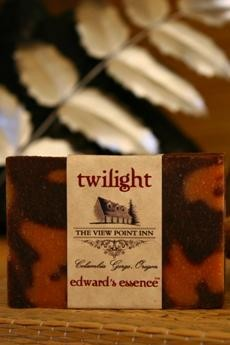 edward's essence twilight Goat's Milk Soap3